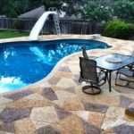 decorative concrete pool deck st louis