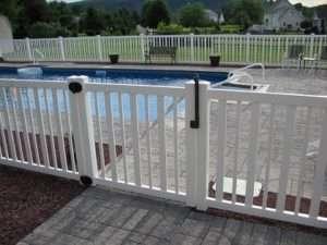 portable swimming pool fences