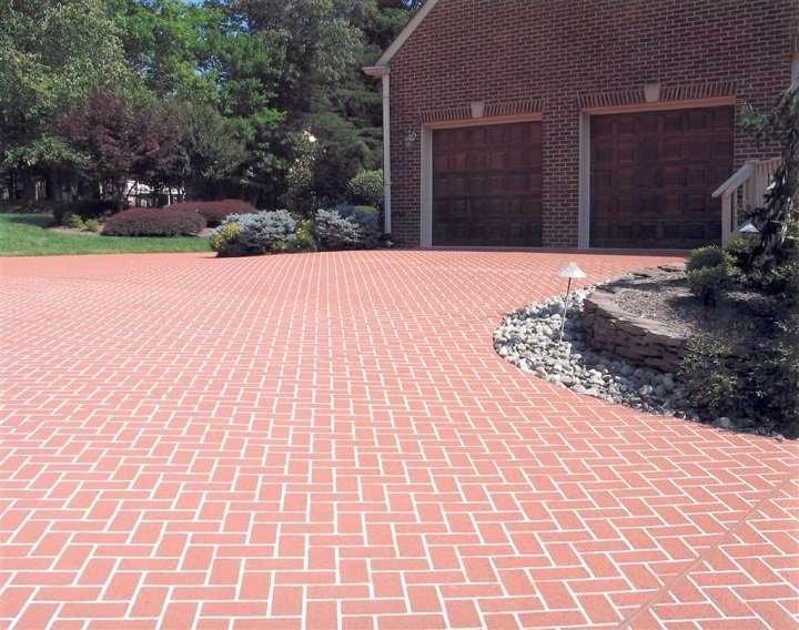 concrete driveway overlays st louis