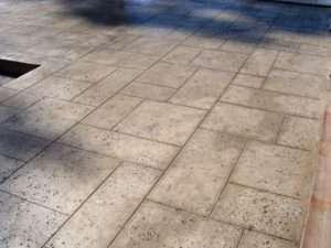 outdoor epoxy floor