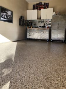 epoxy garage floors chesterfield mo