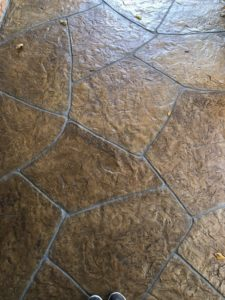 stamped concrete contractor chesterfield