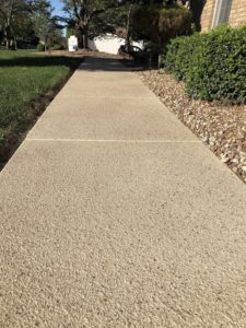 walkway resurfacing in chesterfield MO