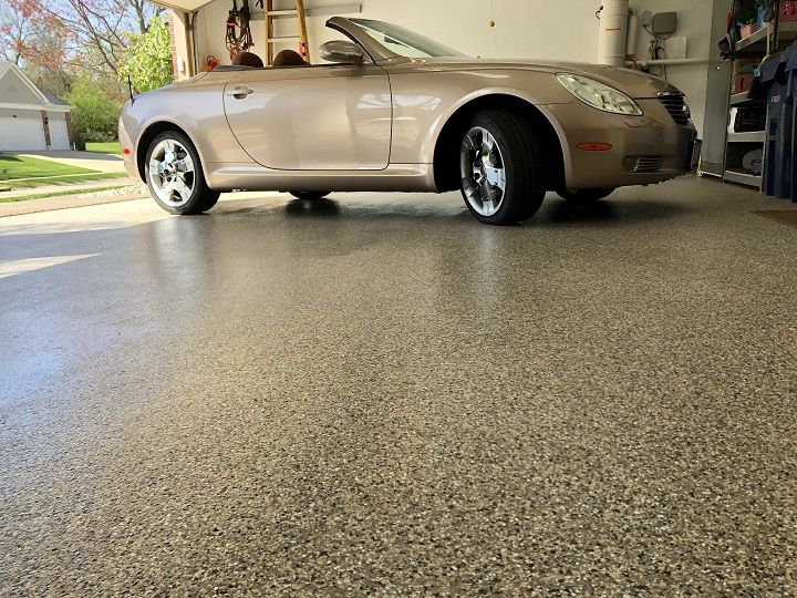garage floor contractor st louis