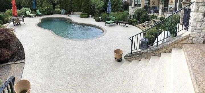 pool decks options st louis