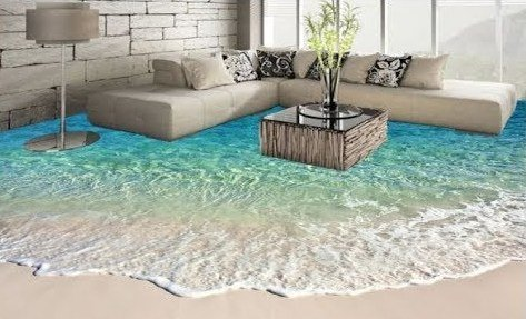 How To Get Epoxy Flooring With A 3d Effect