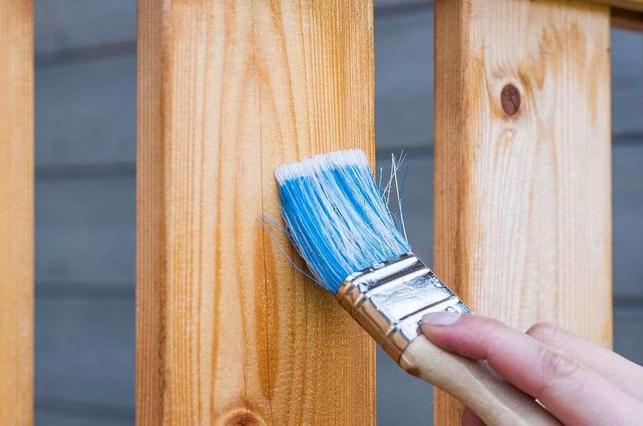deck wood paint wooden