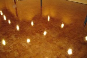 Diversifying Your Home with Concrete Stain