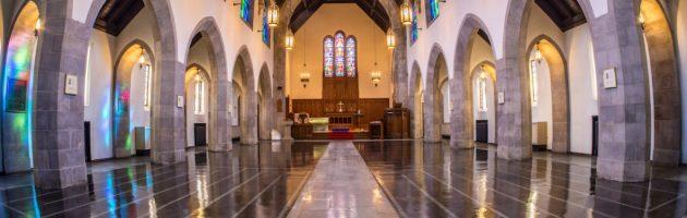 Multi-awarded Church Floor & Prayer Walk Resurfacing Project