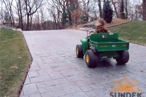 Best Practices for Maintaining Decorative Concrete Driveways