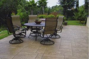 Stamped Concrete for Endless Options