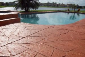 Stamped Concrete Overlays Advantages